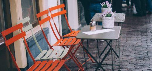 Det rette cafébord