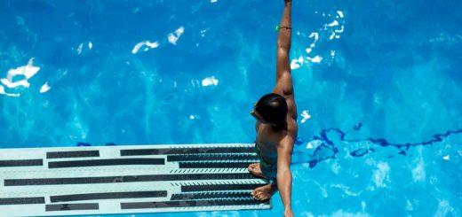 Svømmeudstyr af god kvalitet
