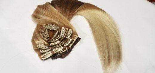 Fyldigt og levende hår med hair extensions